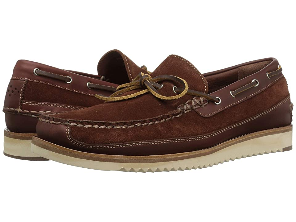 Cole Haan Pinch Rugged Camp Moccasin Loafer (Woodbury Suede) Men