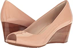 Sadie Open Toe Wedge 65mm