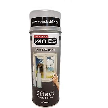 CRC - Spray De Pintura Con Efecto Vidio Opaco Deco Efecto Vidrio Opaco 400 Ml: Amazon.es: Bricolaje y herramientas