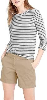 Womens 7 inch Inseam Super Comfy Bermuda Walking Shorts