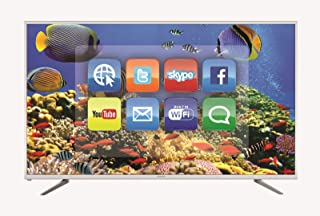 Nikai 86 Inch 4K-UHD Android Tv- Uhd86SLEDT,Silver