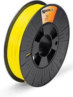 BASICFIL Pla 1.75mm 500g, Geel, 3D-Printer Filament