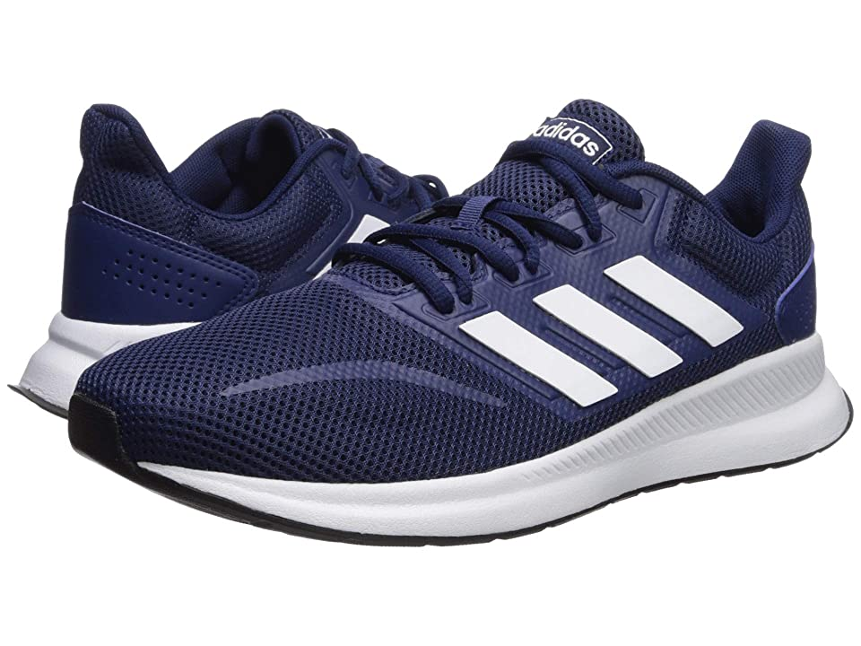 adidas Falcon (Dark Blue/Footwear White/Core Black) Men