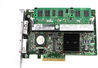 Dell PowerEdge 1850 1900 1950 2850 2900 2950 6800 6850 PERC 5/E PCI Express Dual SAS RAID Controller Card DM479 GP297 XM768 UT568 RF480