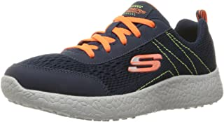 Skechers Kids Boys Burst Athletic Sneaker (Little Kid/Big Kid)