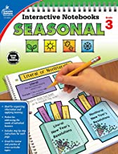 Interactive Notebooks Seasonal, Grade 3
