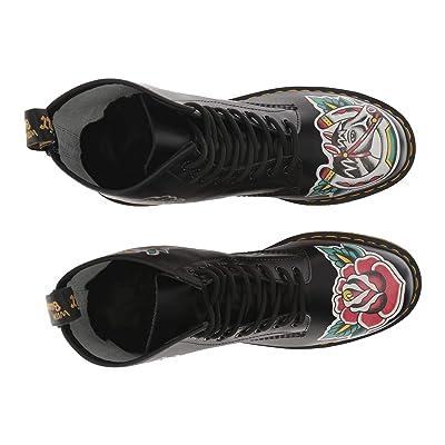Dr. Martens 1460 Tattoo Chris Lambert (White Backhand/Tattoo Asia) Boots