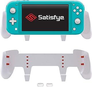 Satisfye - Zengrip Go (Lite), Accessories Compatible With Nintendo Switch Lite - Comfortable & Ergonomic Grip, Joy Con & S...