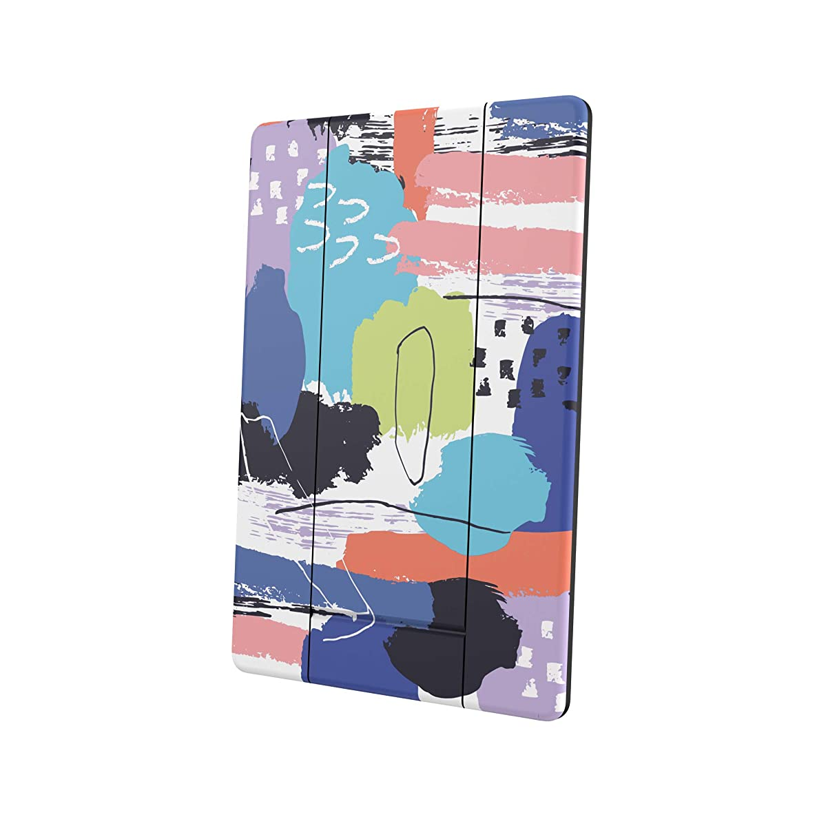 Speck Products GrabTab Cell Phone Holder and Stand, Works With Most Cell Phones, Cases, PaintSplatter Blue