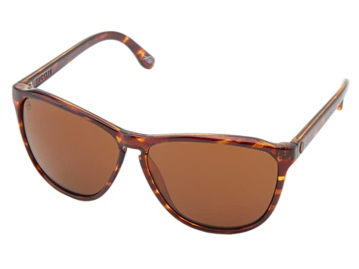 Electric Eyewear Encelia (Tortiose Shell/ M Bronze) Sport Sunglasses