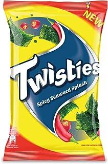 Twisties Spicy Seaweed, 160 g