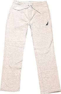Mens Athletic Fleece Logo Pants Sweatpants