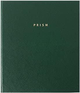 INDIGO Prism Photo Album for Mini Polaroid Fujifilm Instax Mini (Green)
