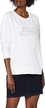 Tommy Hilfiger Christa Relaxed C-NK Sweatshirt Sweater Femme
