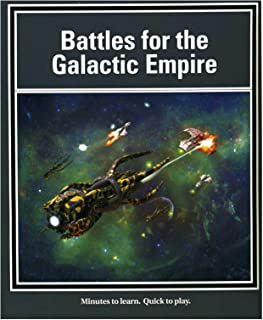 Decision Games Folio Series: Battles for The Galactic Empire