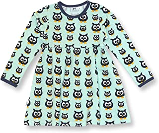 JNY Long Sleeve Sweatdress - Owl Family