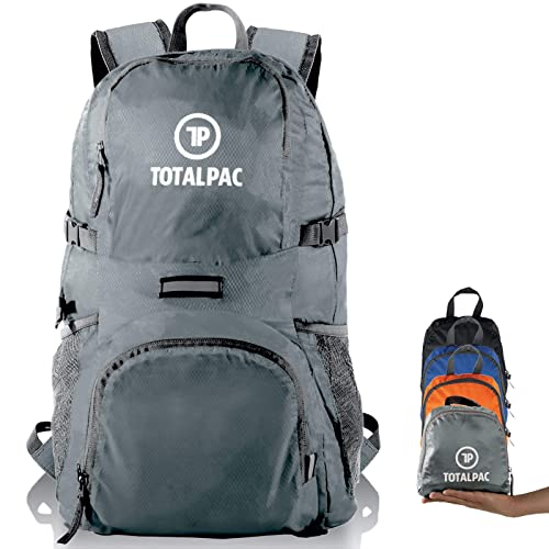 Lt Tribe Lightweight Packable Durable Travel Hiking Backpack Daypack for Men and Women