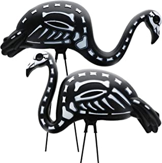GiftExpress Halloween Black Flamingo