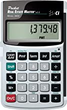 Calculated Industries 3400 Pocket Real Estate Master Financial Calculator (Renewed)