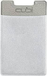 CardNinja029-470-121CardNinja Ultra-Slim Self Adhesive Credit Card Wallet for Smartphones, Steel Grey