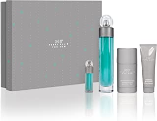 Perry Ellis 360 Fragrance Set, 4 Count