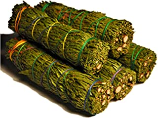 Cedar Smudge Sticks Four of Them 4 inches Long