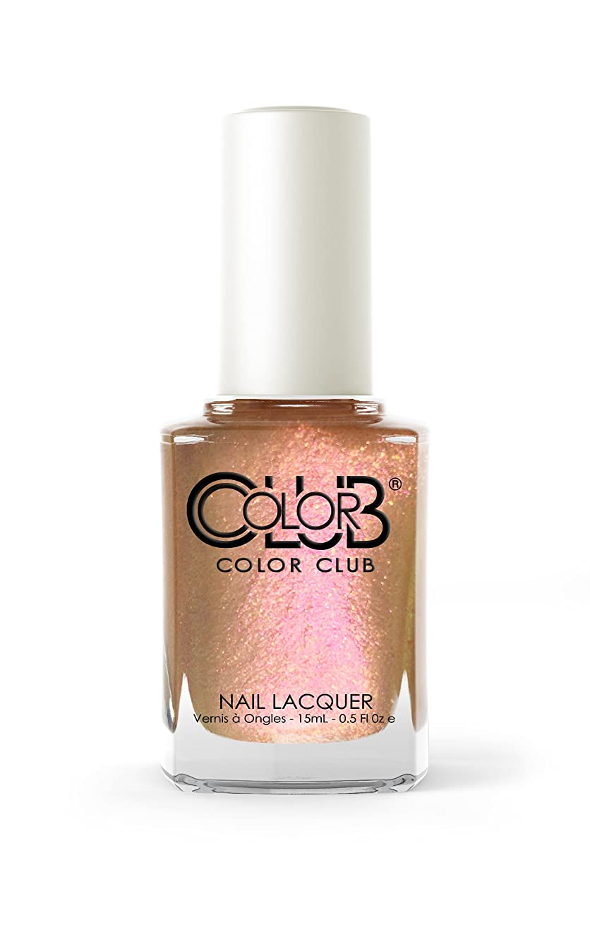 構造的ムスタチオリテラシーColor Club Lacquer - Shine Shifter Collection Spring 2018 - Rise And Shine - 15 mL / 0.5 oz