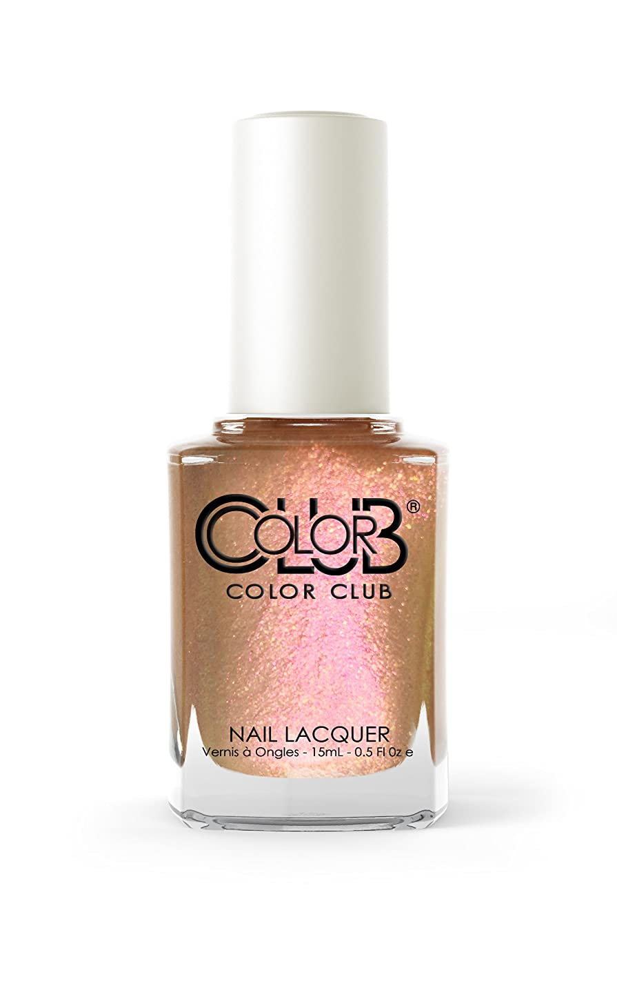 芽クック摩擦Color Club Lacquer - Shine Shifter Collection Spring 2018 - Rise And Shine - 15 mL / 0.5 oz