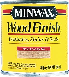 Minwax 22600 1/2 Pickled Oak Wood Finish® Interior Wood Stain