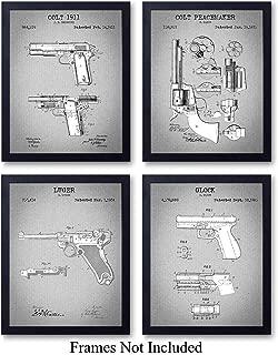 Best gun graphic art Reviews