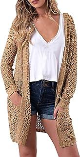 094751f50 Amazon.es: Saoye Fashion - Cárdigans / Jerséis, Cárdigans y ...