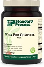 Standard Process - Whey Pro Complete - Protein Supplement, Supports Weight Management, Muscle Tissue, Immune System Function, and GI Health, 15 g Protein, 40 mg Calcium, Gluten Free - 19 oz. (540 g)