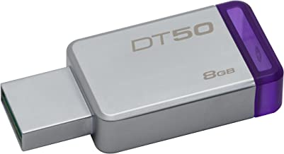 Pen Drive USB 3.1 Kingston DT50/8GB Datatraveler 50 8GB