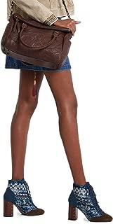Luxury Fashion   Desigual Womens 19WAXPD7BROWN Brown Shoulder Bag   Fall Winter 19
