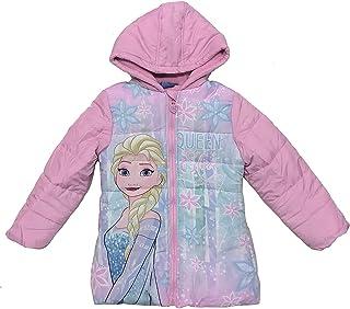 Disney Frozen Niñas Abajo Chaqueta