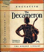 The Decameron of Giovanni Boccaccio(translated)