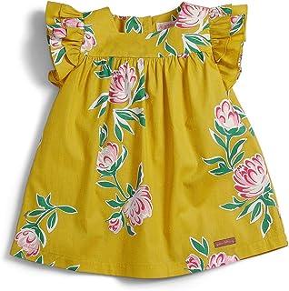 Vestido Primavera Green Amarelo - Toddler Menina