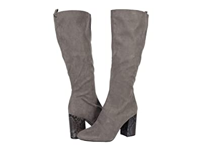 Kenneth Cole Reaction Corey Tall Boot (Concrete Microsuede) Women