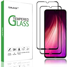 (2 Pack) Beukei for Xiaomi Redmi Note 8 Tempered Glass Screen Protector (6.3 inches),with Lifetime Replacement Warranty,(Not Fit for Redmi Note 8 Pro/Redmi 8)