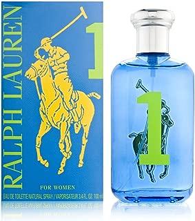 Ralph Lauren The Big Pony Collection #1 Eau de Toilette Spray for Women, 100ml