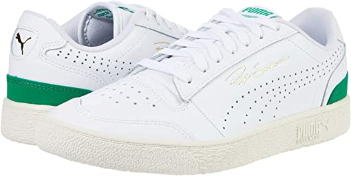 Puma White/Amazon Green/Whisper White