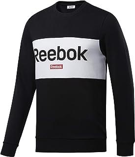 Reebok Men's Te Ll Crew Sweatshirt