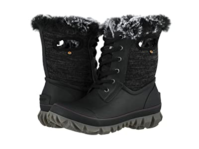 Bogs Arcata Knit (Black Multi) Women