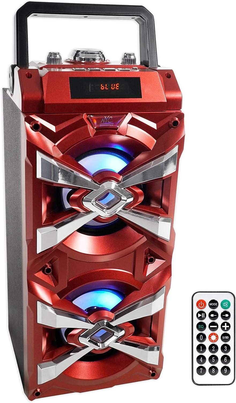 NYC Philadelphia Mall Acoustics X-Tower Dual 4