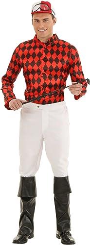 bajo precio del 40% Plus Talla Talla Talla Horse Jockey Fancy Dress Costume 3X  el mas de moda