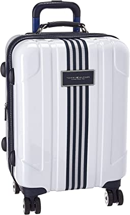 "Reji Stripe 20"" Upright  Suitcase"