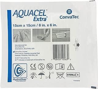 New and Improved AQUACEL EXTRA Hydrofiber dressing 6
