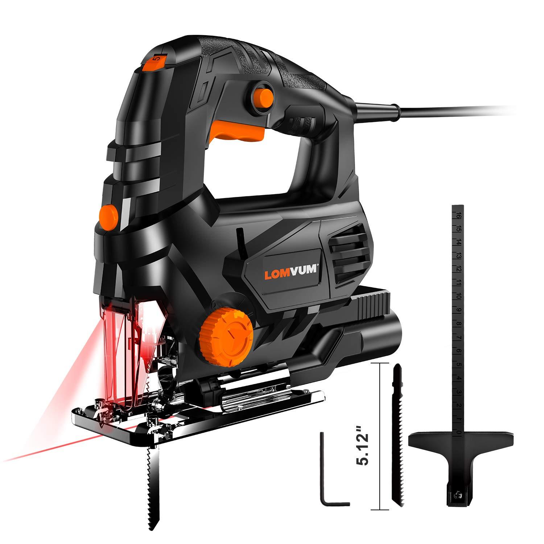 LOMVUM Jig Saw 800W laser