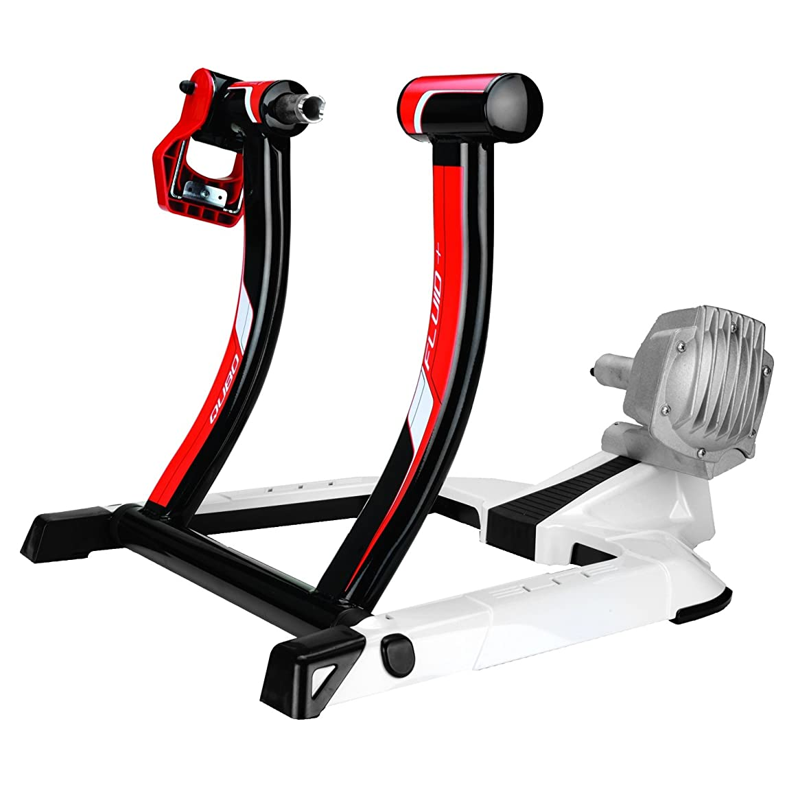 Elite Qubo Fluid Trainer with Riser Block and Sweat Net