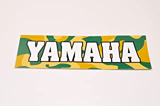 Genuine Yamaha O.E.M. Yamaha Camo Decal